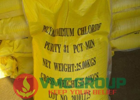 PAC 31% trung quốc Polyaluminium chloride Al2O3